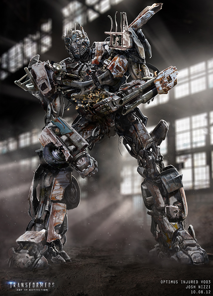 Transformers Age of Extinction « joshnizzi.com
