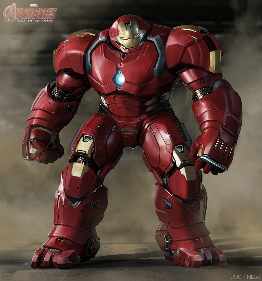 Incredible AVENGERS: AGE OF ULTRON Concept Art Showcases ...