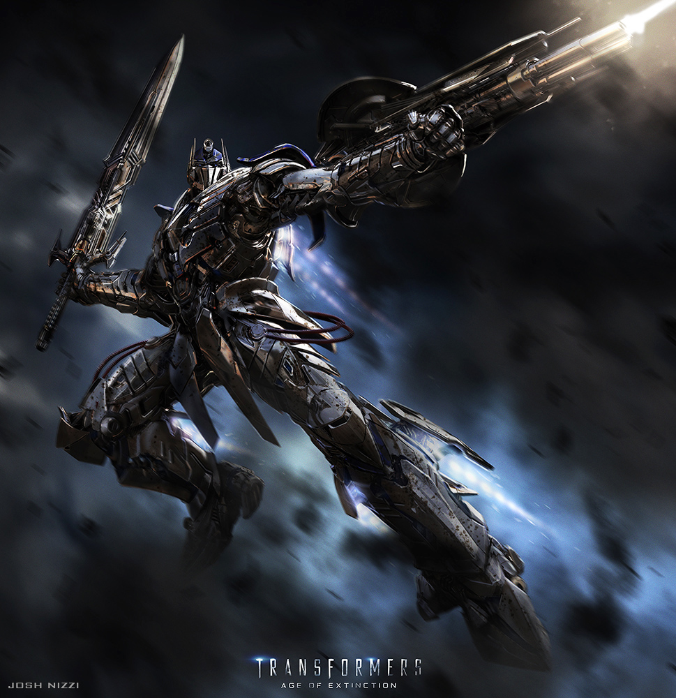 Transformers Age Of Extinction Joshnizzi