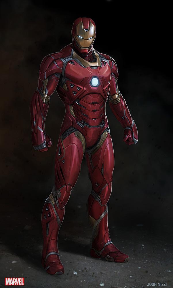 Captain America Civil War 171 Joshnizzi Com